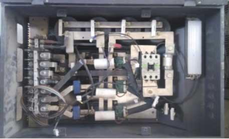 负载中包含90多台产生谐波的变频电机分布在五条出线支路上,在低压