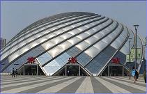 为天津滨海高铁站解决LED灯箱零线电流过大问题!